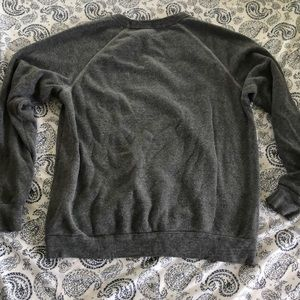 black score Tops - Lady Garden Sweatshirt